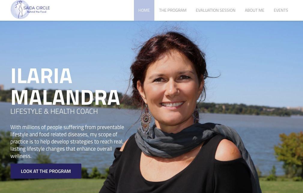 Ilaria Malandra - Saida Circle